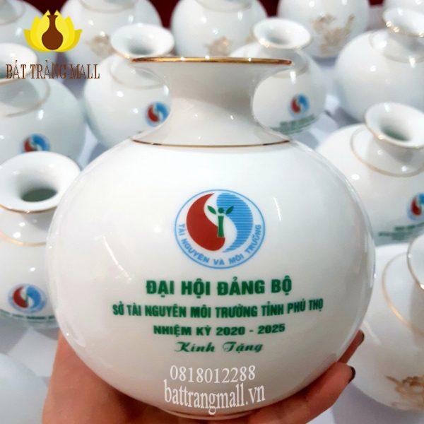 Bình Hút Lộc in logo, quà tặng H18.